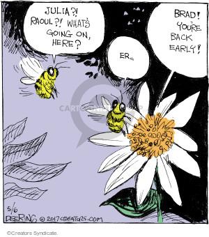 Comic Strip John Deering  Strange Brew 2017-05-06 adulterer