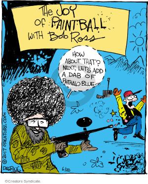 Comic Strip John Deering  Strange Brew 2017-06-20 artist