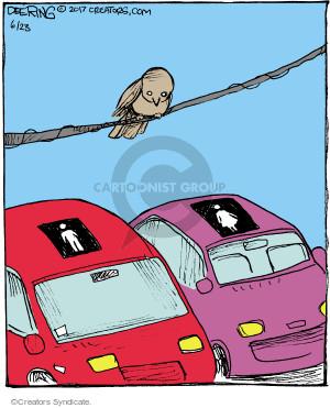 Comic Strip John Deering  Strange Brew 2017-06-23 bird