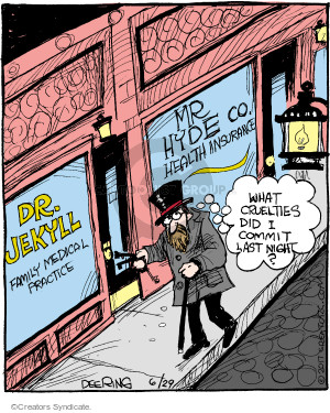 Comic Strip John Deering  Strange Brew 2017-06-29 family