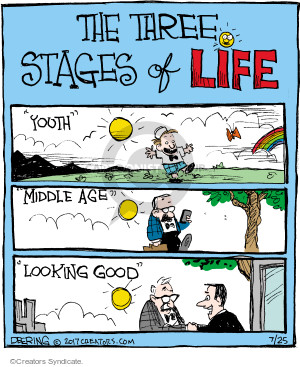 Cartoonist John Deering  Strange Brew 2017-07-25 good