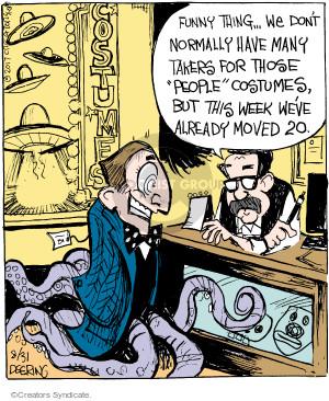 Cartoonist John Deering  Strange Brew 2017-08-31 thing