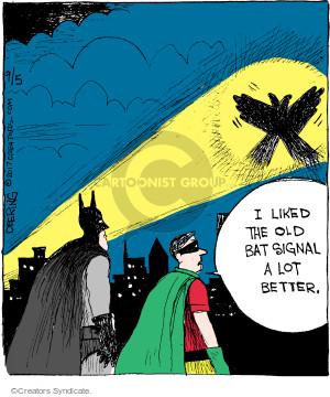 Comic Strip John Deering  Strange Brew 2017-09-05 super