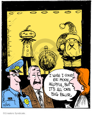 Comic Strip John Deering  Strange Brew 2017-11-25 holiday