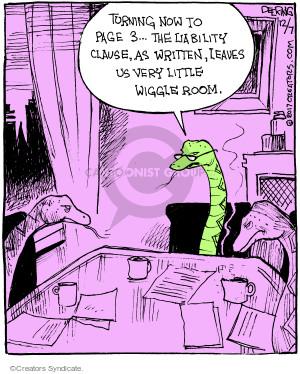 Cartoonist John Deering  Strange Brew 2017-12-07 page