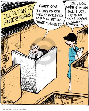 Cartoonist John Deering  Strange Brew 2018-01-15 book