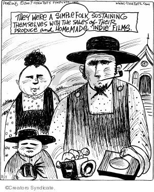 The Amish Comics And Cartoons | The Cartoonist Group