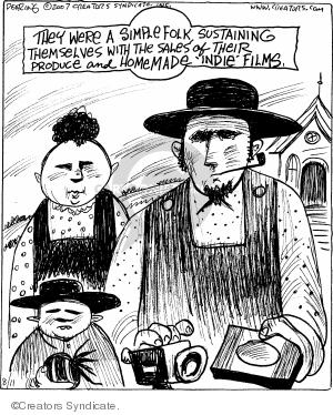 Comic Strip John Deering  Strange Brew 2007-08-11 movie