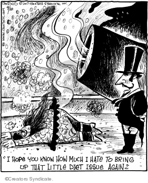 Comic Strip John Deering  Strange Brew 2007-09-10 entertainment