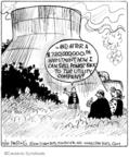 Cartoonist John Deering  Strange Brew 2007-11-10 000