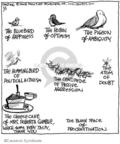 Cartoonist John Deering  Strange Brew 2008-01-01 optimism