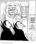Cartoonist John Deering  Strange Brew 2008-01-18 pitch