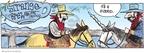 Comic Strip John Deering  Strange Brew 2008-05-04 horse