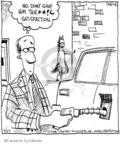 Comic Strip John Deering  Strange Brew 2008-07-23 horse