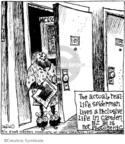 Cartoonist John Deering  Strange Brew 2008-08-14 Camden