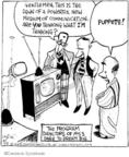 Cartoonist John Deering  Strange Brew 2008-09-11 1950s