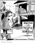 Comic Strip John Deering  Strange Brew 2008-10-14 horse