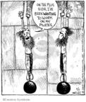 Cartoonist John Deering  Strange Brew 2009-03-11 optimism