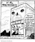 Cartoonist John Deering  Strange Brew 2009-09-12 2012