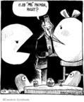 Cartoonist John Deering  Strange Brew 2009-11-09 arcade game