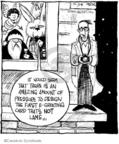 Cartoonist John Deering  Strange Brew 2009-12-24 card