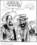 Cartoonist John Deering  Strange Brew 2010-02-05 card