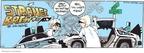 Cartoonist John Deering  Strange Brew 2010-02-14 crash