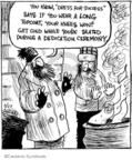 Comic Strip John Deering  Strange Brew 2010-02-27 cold