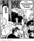 Cartoonist John Deering  Strange Brew 2010-03-03 'twas