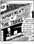 Comic Strip John Deering  Strange Brew 2010-03-11 vacation