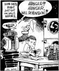 Cartoonist John Deering  Strange Brew 2010-05-11 Jackie Robinson