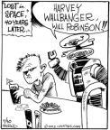 Cartoonist John Deering  Strange Brew 2010-07-30 Jackie Robinson