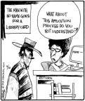 Cartoonist John Deering  Strange Brew 2010-09-10 card