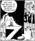 Cartoonist John Deering  Strange Brew 2010-11-03 pitch