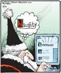 Cartoonist John Deering  Strange Brew 2010-12-10 Facebook