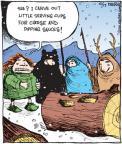 Cartoonist John Deering  Strange Brew 2010-12-17 cheese