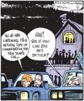 Cartoonist John Deering  Strange Brew 2011-01-01 2011