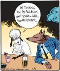 Cartoonist John Deering  Strange Brew 2011-03-05 Facebook