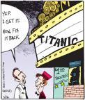 Cartoonist John Deering  Strange Brew 2011-03-16 $1.00