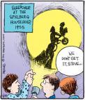 Comic Strip John Deering  Strange Brew 2011-03-30 1955