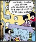 Cartoonist John Deering  Strange Brew 2011-05-03 John Lennon