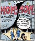 Cartoonist John Deering  Strange Brew 2011-05-30 lemonade
