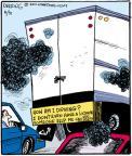Cartoonist John Deering  Strange Brew 2011-05-31 license