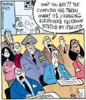 Cartoonist John Deering  Strange Brew 2011-06-03 Facebook