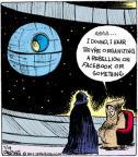 Cartoonist John Deering  Strange Brew 2011-07-19 Facebook