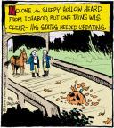 Cartoonist John Deering  Strange Brew 2011-10-01 Facebook