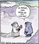 Comic Strip John Deering  Strange Brew 2011-12-30 cold
