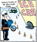 Comic Strip John Deering  Strange Brew 2012-01-11 ice cream