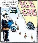Comic Strip John Deering  Strange Brew 2012-01-11 ice cream
