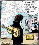 Comic Strip John Deering  Strange Brew 2012-02-18 dry cleaner